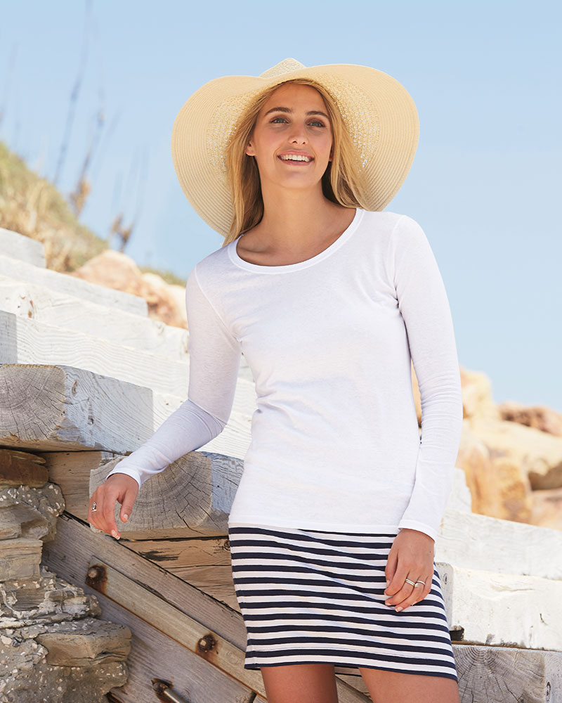 lady-fit long sleeve